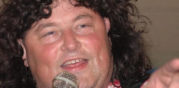 Bandparodist Maarten